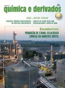 Química e Derivados, Revista Química e Derivados, 554 ©QD