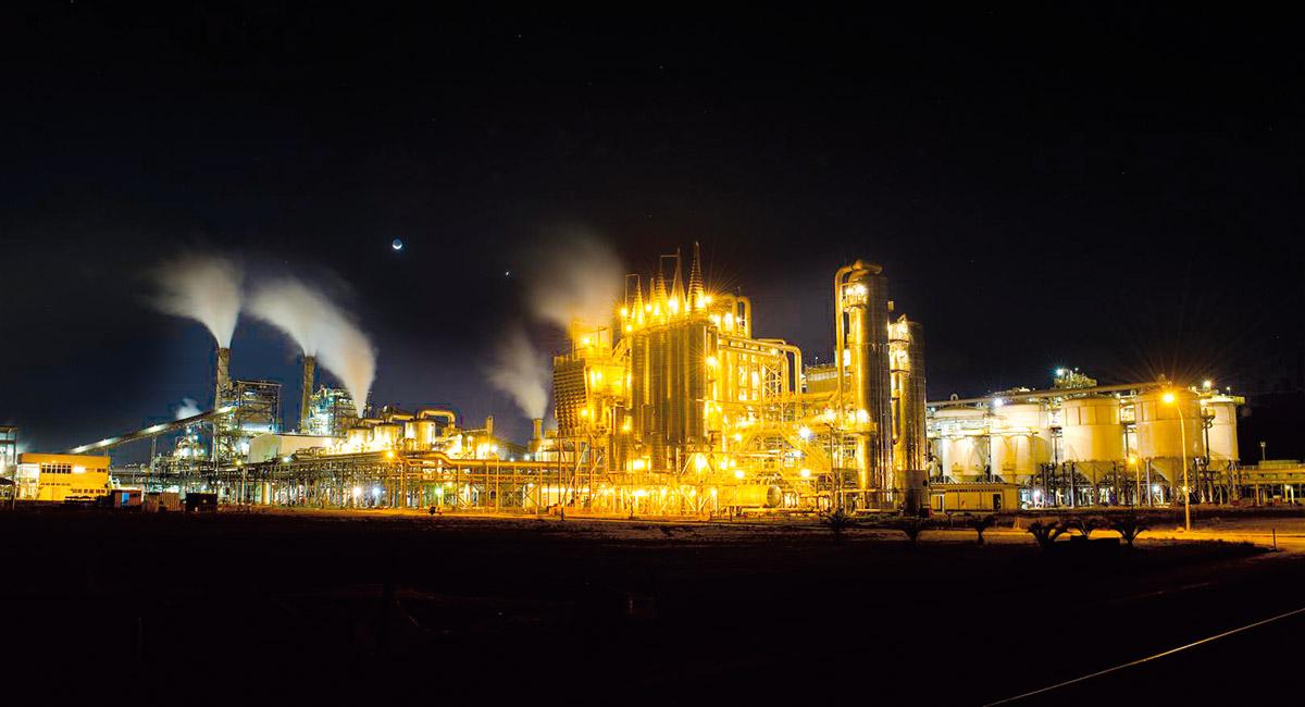 Química e Derivados, A usina da Raízen em Jataí-GO também gera eletricidade com vapor