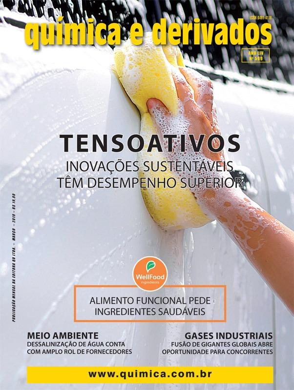 Revista Química e Derivados nª 599 ©QD